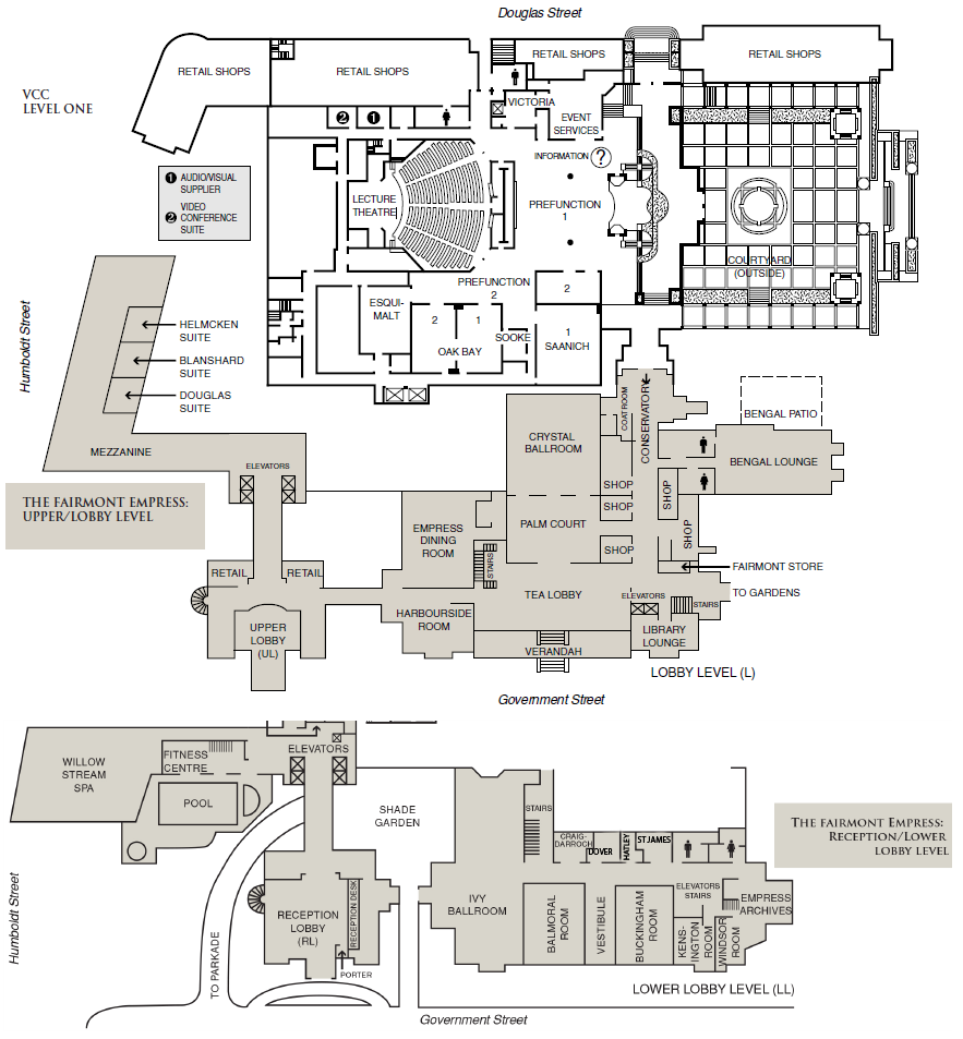 Cpa 2016 Convention Floor Plans