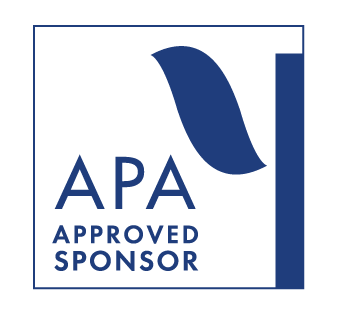 APA approved CE sponsor