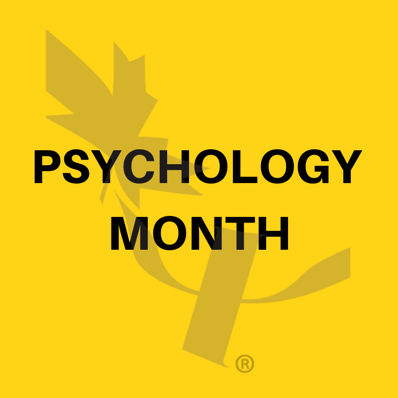 Psychology Month