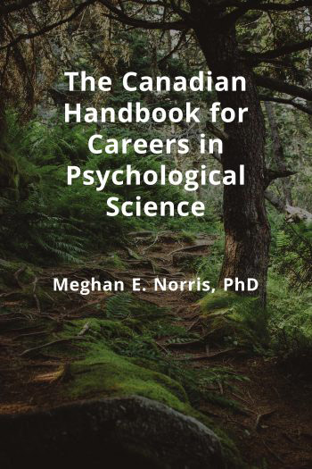 The Canadian Handbook for Psychological Science