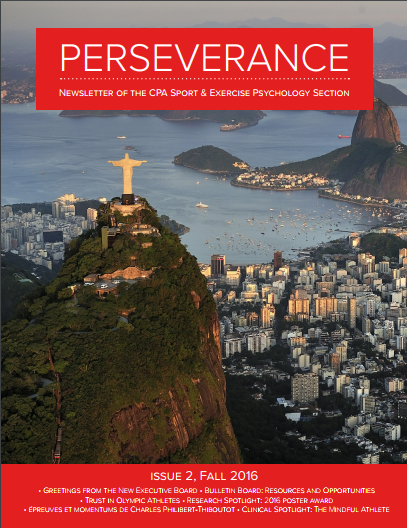 Perseverance CPA Issue 2 Fall 2016