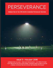 Perseverance CPA Issue 5 Holiday 2018
