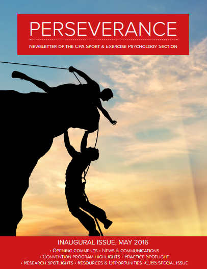 Perseverance CPA Issue 1 May 2016