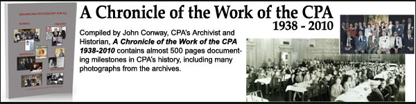 A Chronical of the Work of the CPA 1938-2010 (2012)