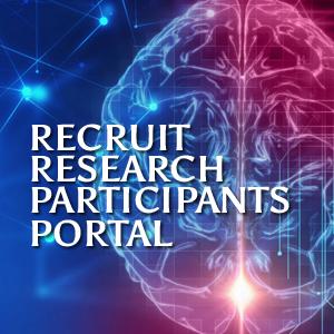 Recruit Research Participant Portal